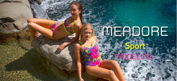 Meadore Agency Synchronised Swimming Sports Modeling