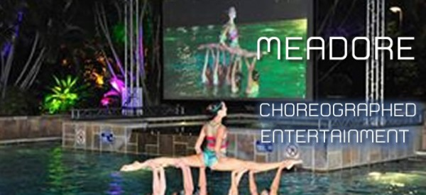 Meadore Agency Synchronised Swimming Shows